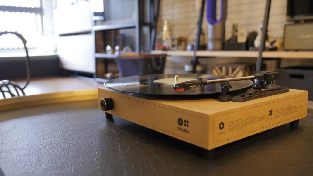 SPINBOX DIY Turntable [ターンテーブル]