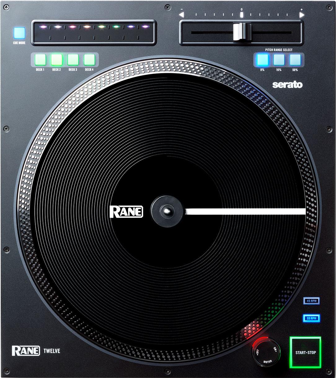 Rane Twelve DJコントローラー