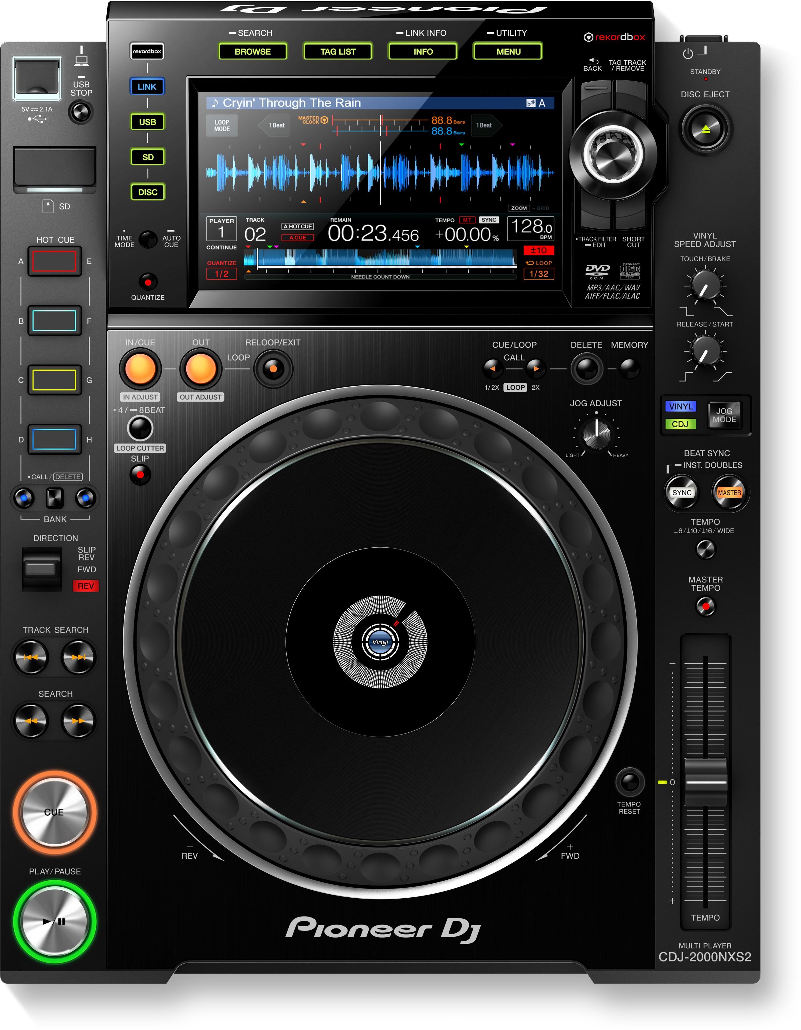 Pioneer CDJ-2000NXS2 [CDJ]