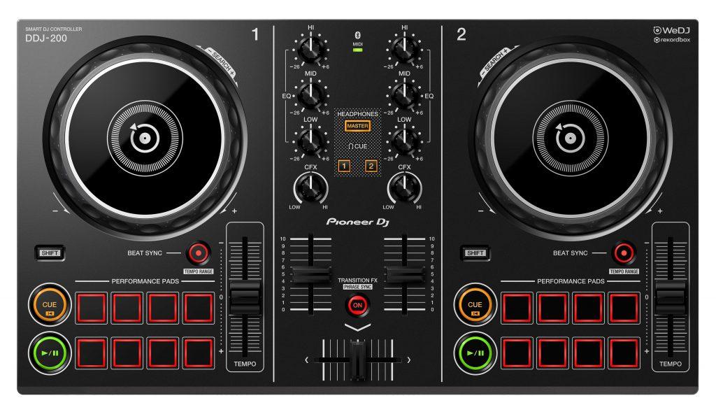 Pioneer DDJ-200 [DJコントローラー]