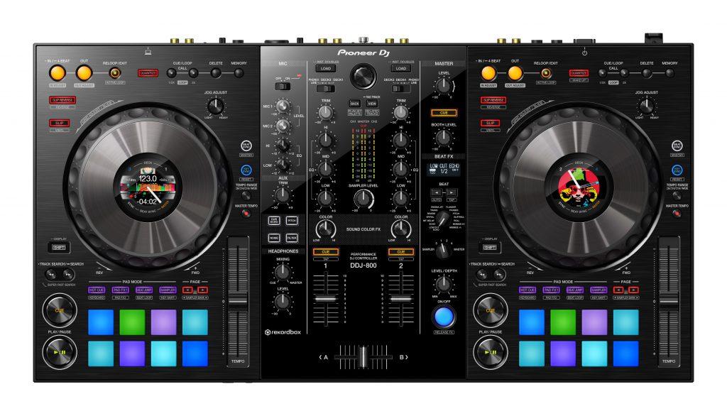 Pioneer DDJ-800 [DJコントローラー]