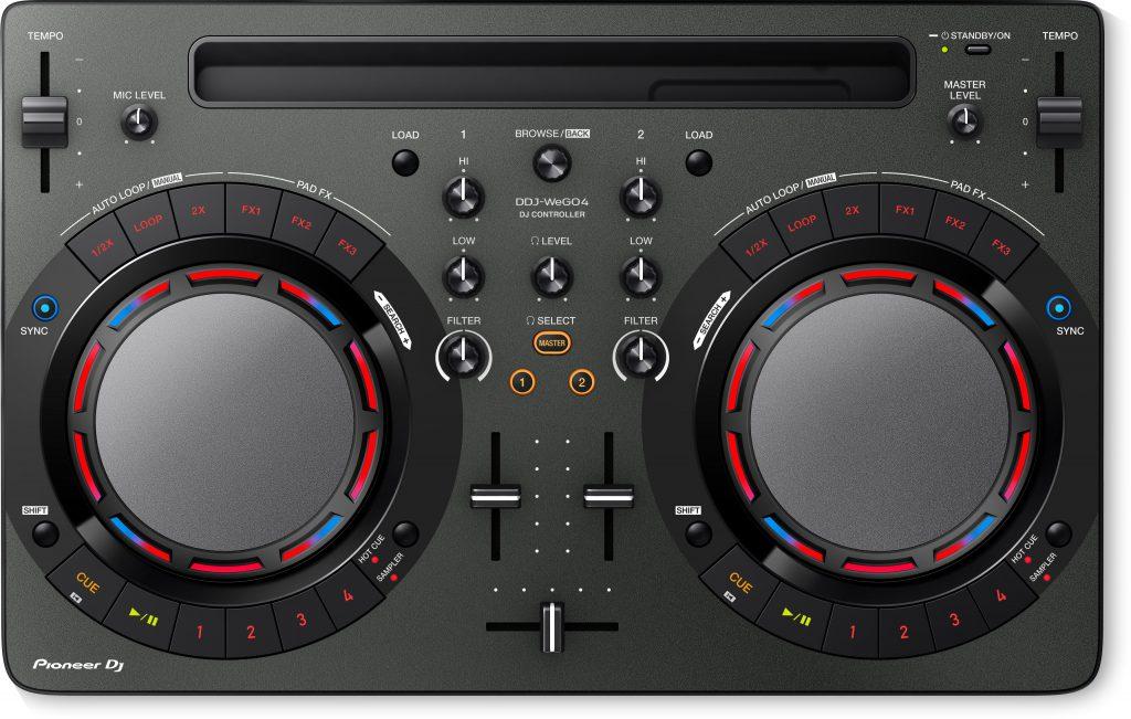 Pioneer DDJ-WEGO4 [ DJコントローラー]
