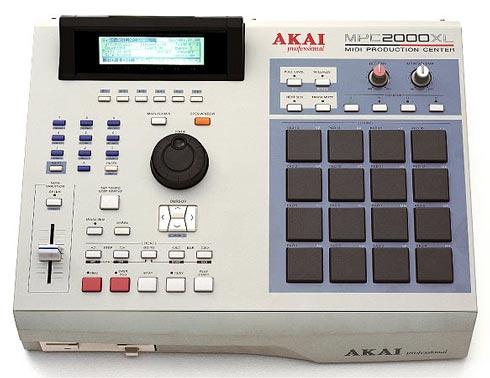 AKAI MPC2000XL