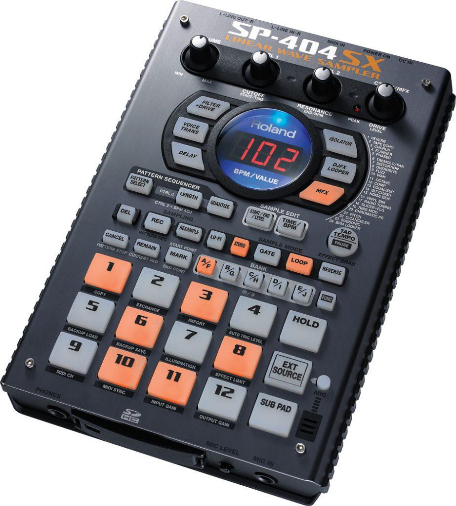 Roland SP-404SX [サンプラー]