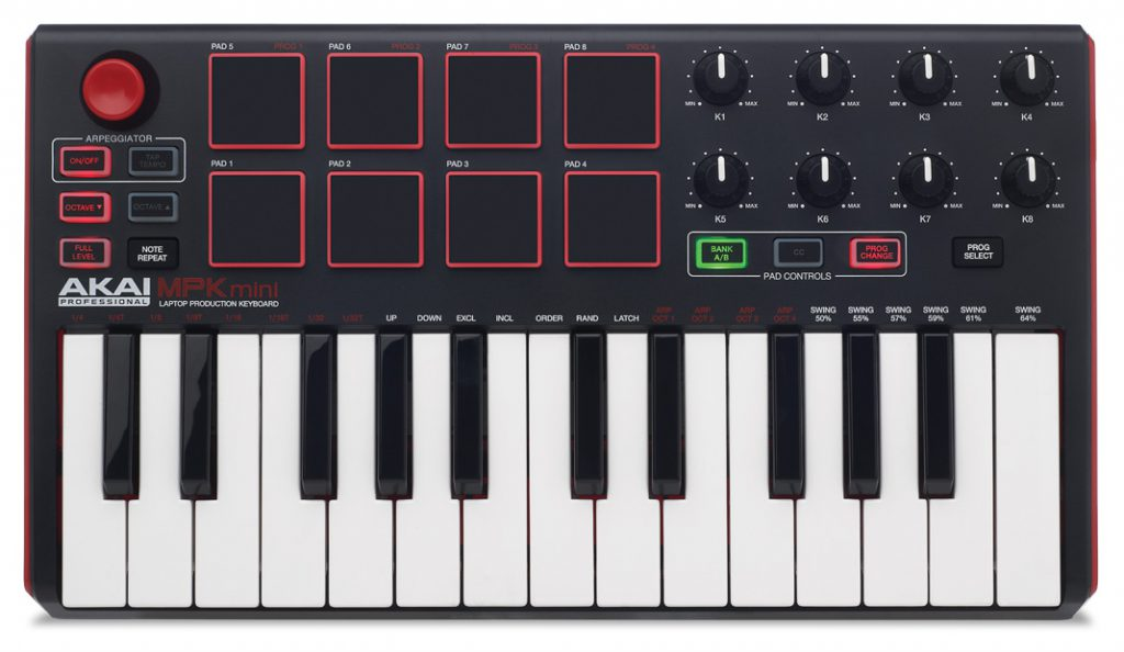 AKAI MPK mini MK2 [MIDIキーボード]