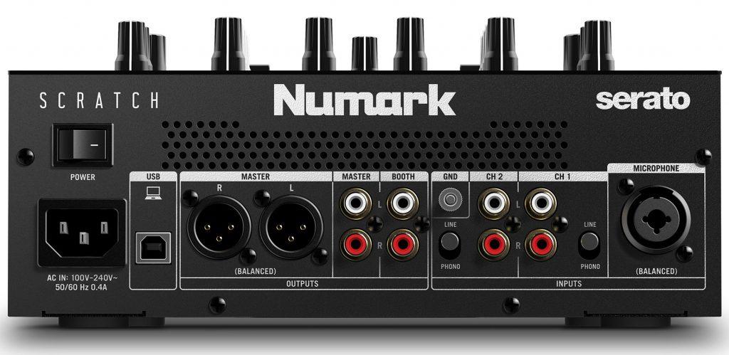Numark Scratch [DJミキサー]