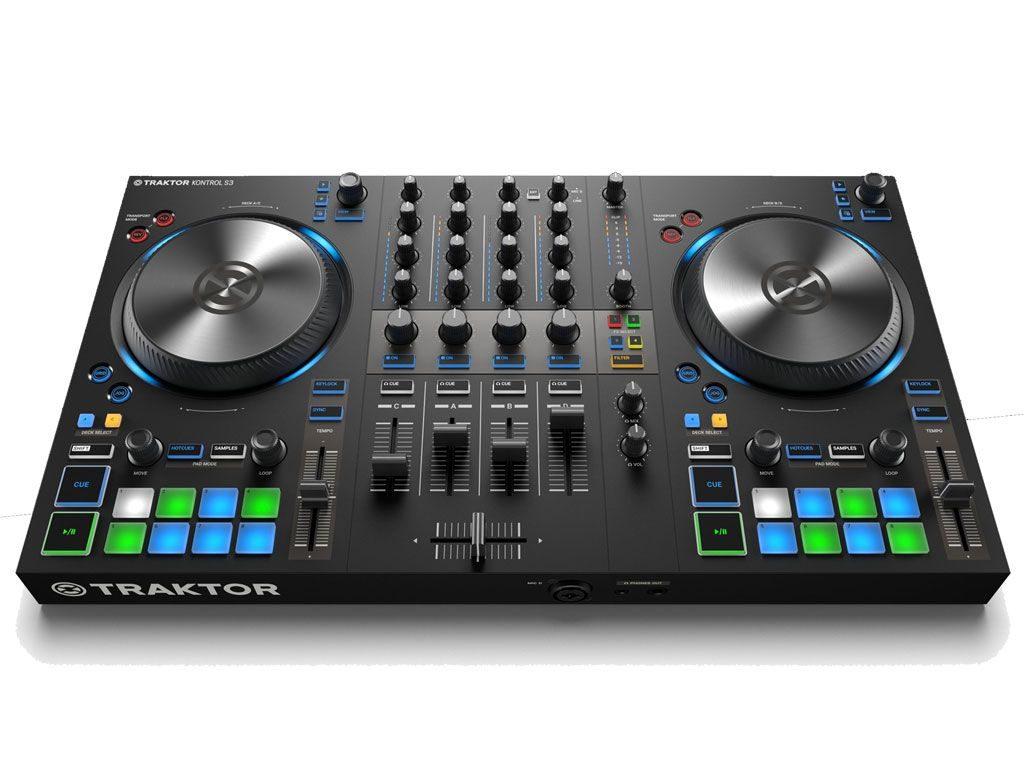 TRAKTOR KONTROL S3 [DJコントローラー]