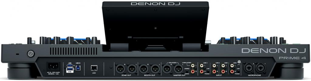 DENON PRIME4 [DJコントローラー]