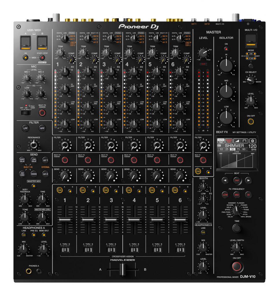 Pioneer DJ DJM-V10 [DJミキサー]