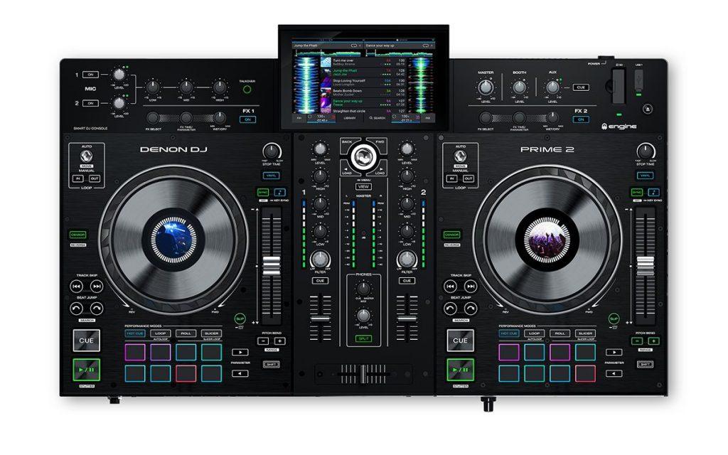 DENON PRIME2 [DJコントローラー]